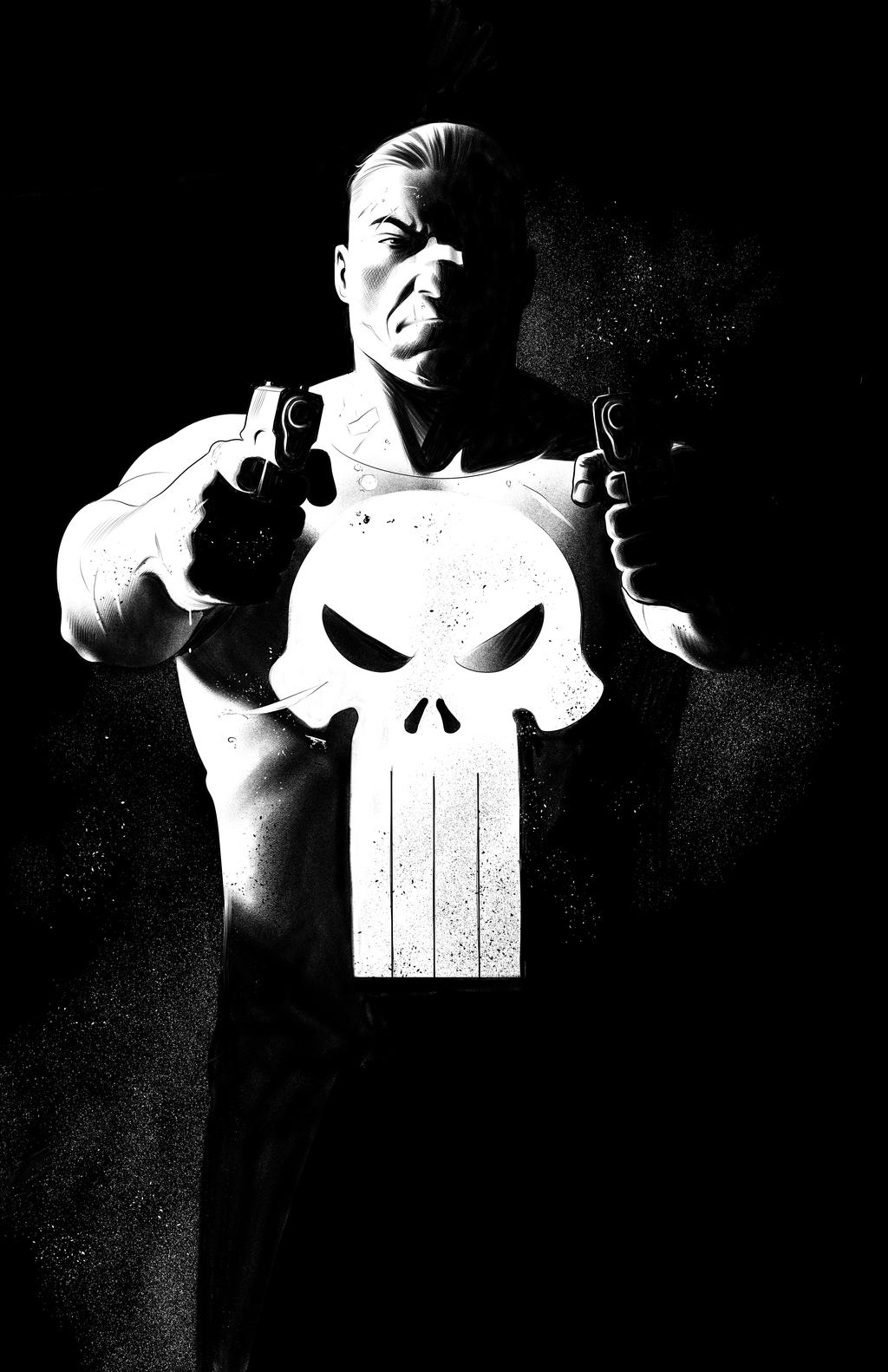 Punisher 2 by ArminOzdic