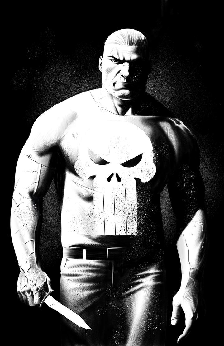 Punisher 3 by ArminOzdic