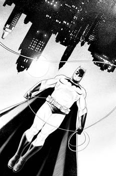 Batman Sample Page 2