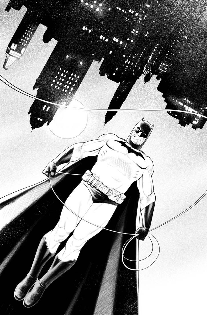 Batman Sample Page 2 by ArminOzdic