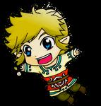 Chibi Link - Skyward Sword