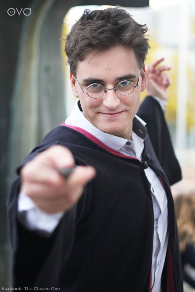 Harry Potter Cosplay by EasterEgg23