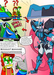 Toon-bots meets the Barricuda by gizmo01