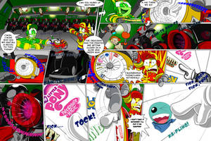 Team S.R spinoff comic part 134 by gizmo01