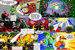 Team S.R spinoff comic part 135