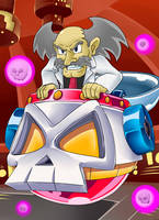 Wily capcule 8 by gizmo01