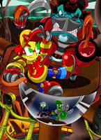 Final Battle by gizmo01