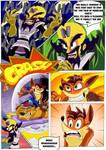 Crash Bandicoot My nemesis part 1