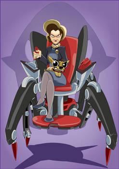 Evil genius 2: Emma