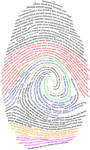 Finger Print Poems by NateJack