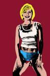 Elisha Cuthbert Pop Art