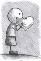 tasty heart by dozibee