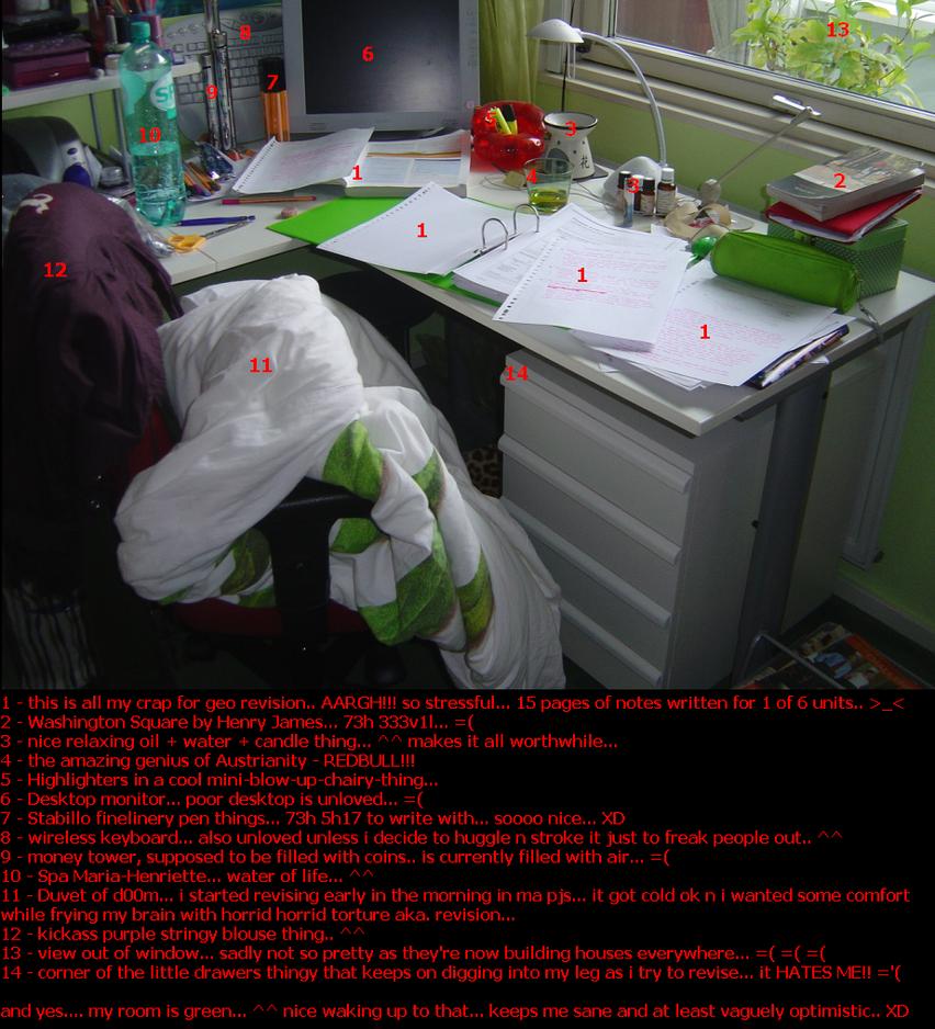revision desktop XD by dozibee