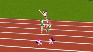 Yandere Simulator Gym Cats Screenshot 03
