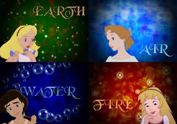 Element Girls Background 01 by Lady-Angelia-13