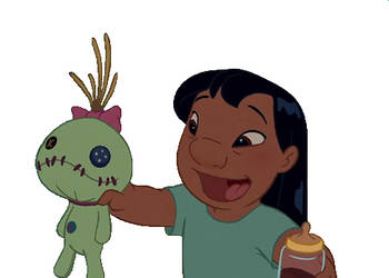 Disney Princess Junior Lilo 02 by Lady-Angelia-13