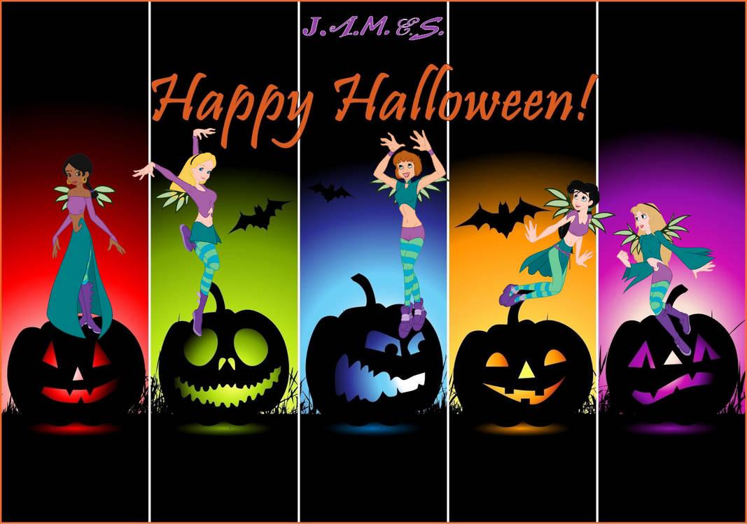A Happy Halloween!