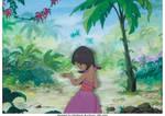 Disney Production Cels The Jungle Book 1967 #03