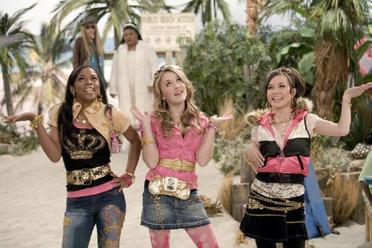 Amber, Ashley and Lilly #01