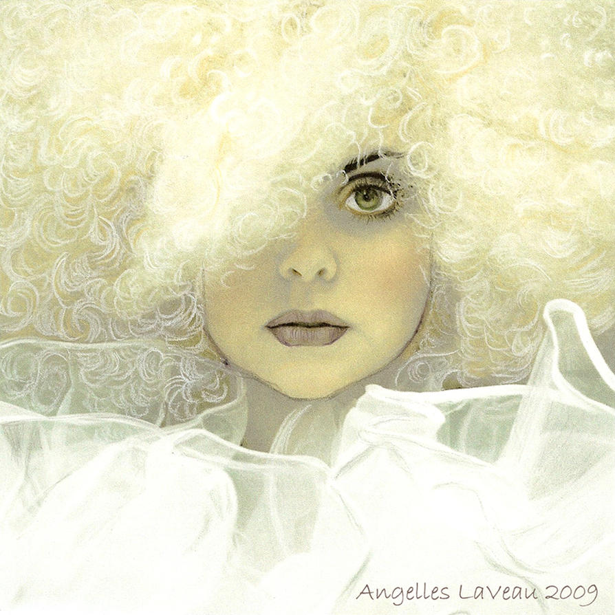 The Silver Ghost by Angelles-LaVeau