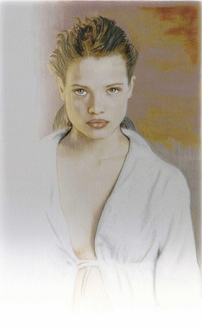 Melanie Thierry by Angelles-LaVeau