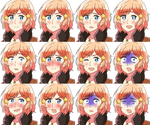 Nyo!America Facesets by Bast13