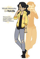 Misaki Profile by Bast13