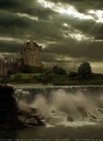 Photomanipulation: ::Castle:: by gazettefreak