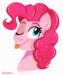 Pinkie Pie by ASKometa
