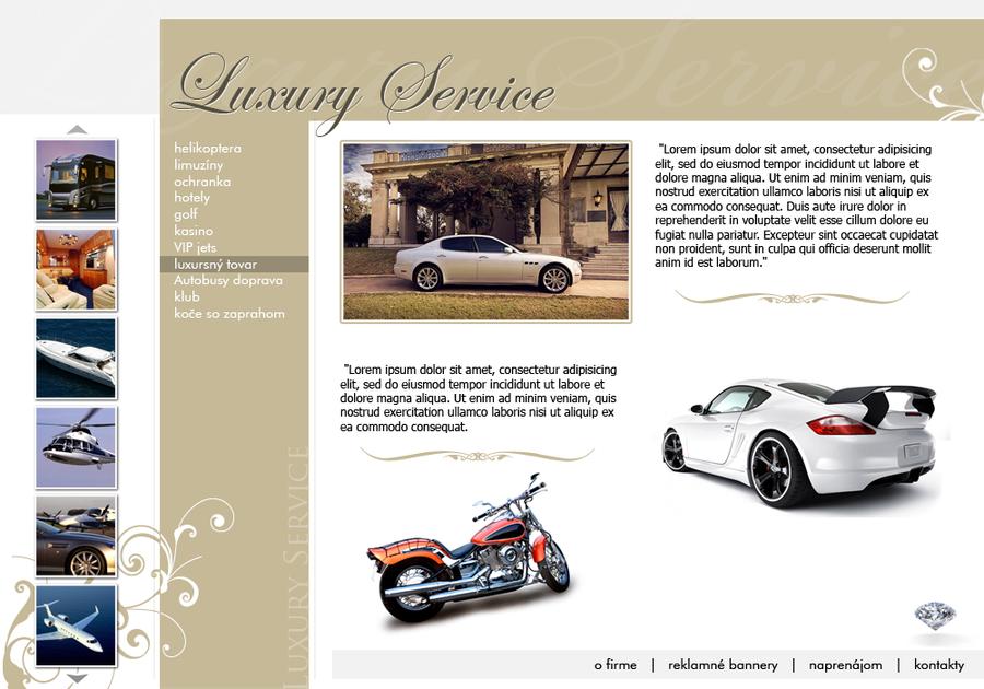 Luxury services by matissko on deviantart for Edesign login