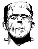 Frankenstein by pa5cal
