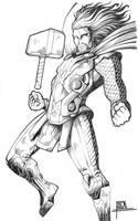 Thor Mjolnir by pa5cal