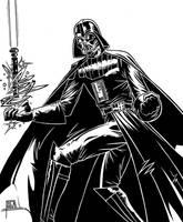 Darth Vader by pa5cal