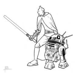 Tin Tin Star Wars