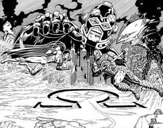 Superman Darkseid Snydercut