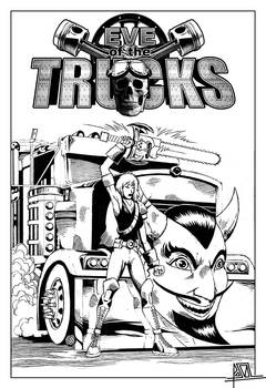 Eve of the Trucks Cover