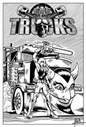 Eve of the Trucks Cover [all inks]