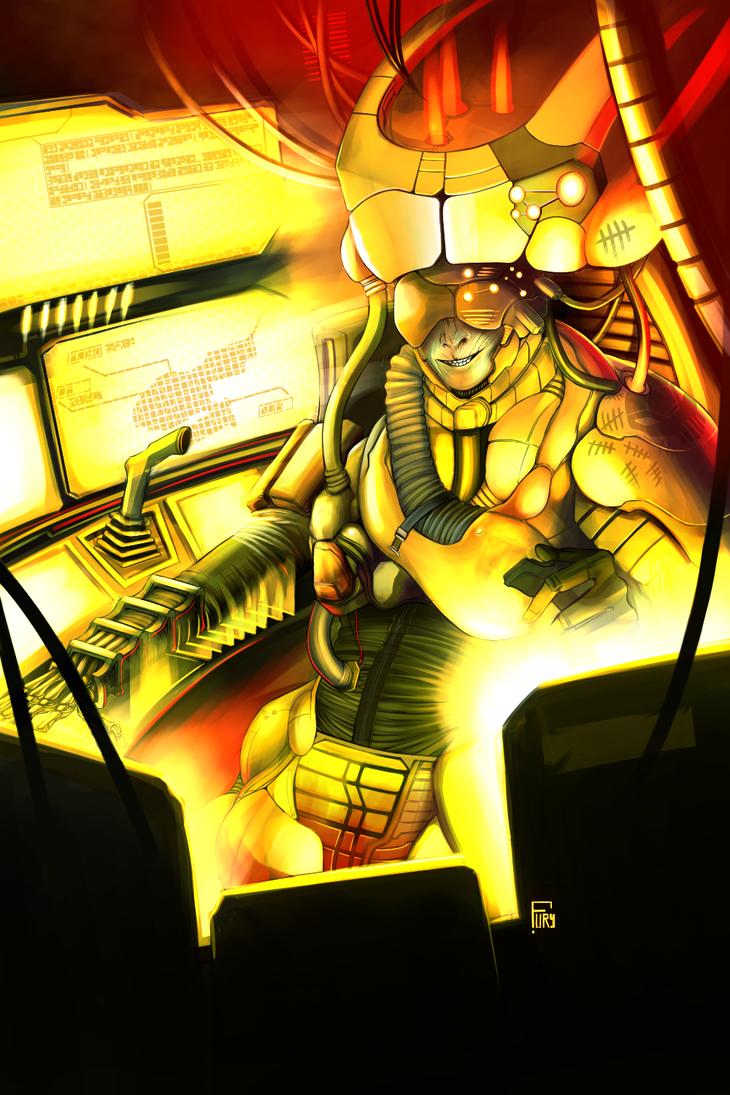 Ogma Jockey by The-Siege-Engine
