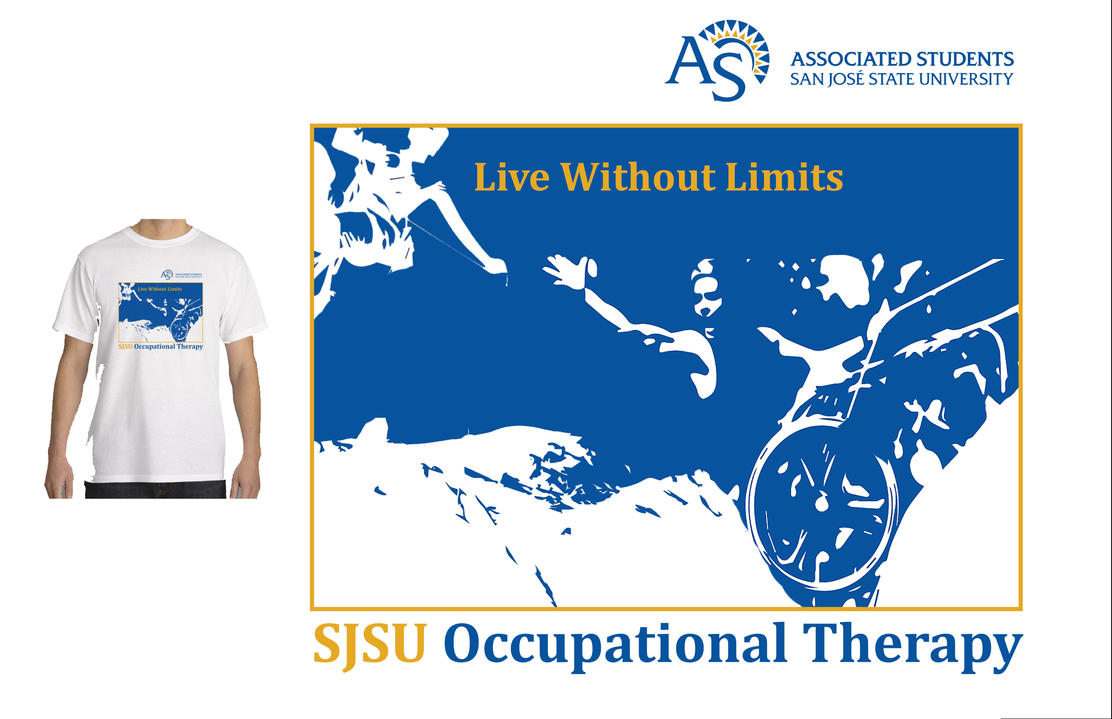 SJSU Occupational Therapy Shirt by Isucklikehell