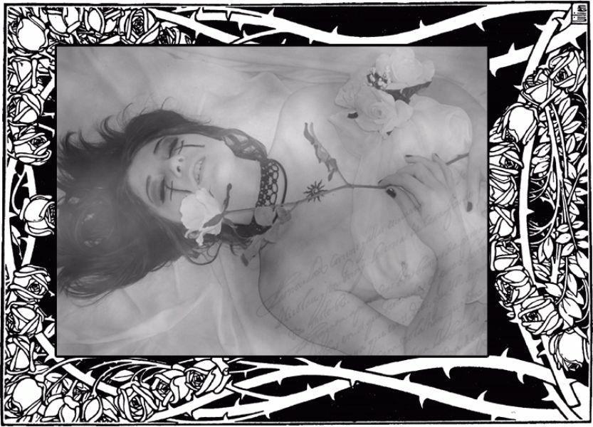 Sleeping Beauty by CisneNegro