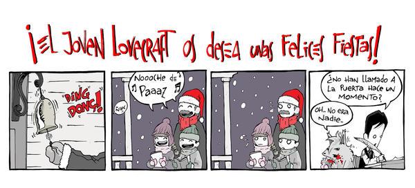 Lovie Navidad - Happy Xmas by CisneNegro
