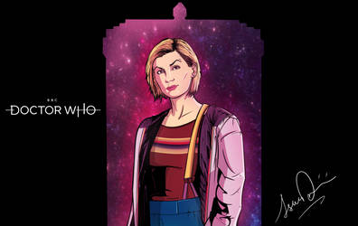 13th Doctor - Doctor Who by Ismar33