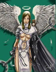 Angelic by Squabbit