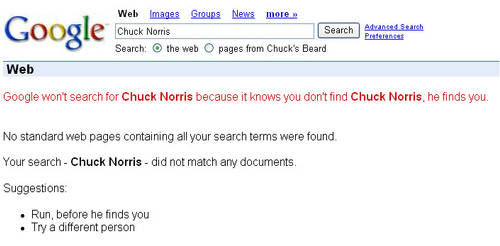 Chuck Norris by Mai-Rofl-Copter