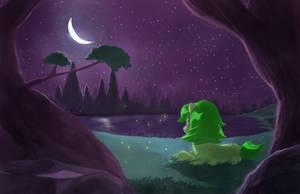 Commission: Thistle by envidia14