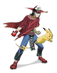 Pokemon Master Ash