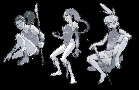 Commissions: line 2