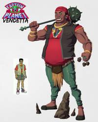 Kwambe Planeteer