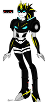 TFAnimated OC Itzamara Prime