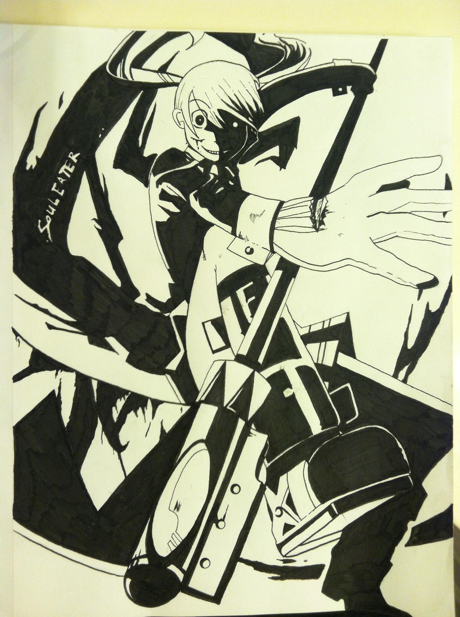 INSANE MAKA!...better image quality by missRANDOMosity1999